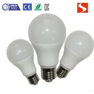 AC85-265V E27 A60 7W Bombilla LED de interior