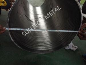 SA516 Gr. 70+Uns N04400の覆われた管