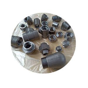 ANSI Gesmede DuplexRoestvrij staal Threadolet van de Montage van de Pijp