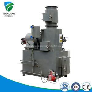 Rauchloser medizinischer/Krankenhaus-Feststoff-Verbrennungsofen für industrielle/Tier-/Hotel-Abfall-Einäscherung-Behandlung