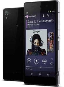 Opende de Originele Fabriek van 100% van 5.2 Duim 4G de Androïde Z2 Smartphone Mobiele Telefoon van Lte