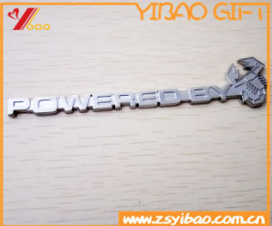 O logotipo personalizado Plting Carro de metal de alta qualidade autocolante (YB-HD-134)