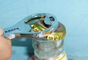 Металлические бутылок флэш-накопитель USB, пиво бутылок USB2.0 карту памяти Memory Stick, серебристая USB Pen Drive 8 ГБ