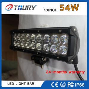道54W LED Lightbarを離れてランプを運転するクリー族の自動車部品LEDの点