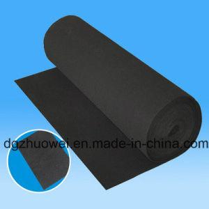 Fibra attivata del carbonio ritenuta di fabbricazione del carbonio Rolls di filtro dell'aria