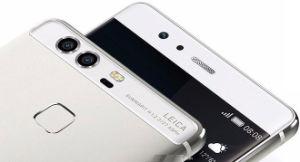 Original 2016 Huawei P9/P9 Plus de 5,2 32GB 64 GB Android Octa Core 12MP de teléfonos móviles 4G LTE