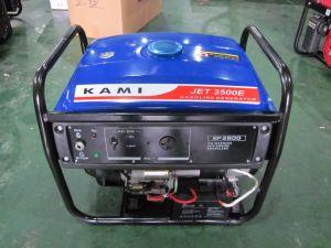 generatore della benzina di 5kw 5kVA YAMAHA con l'inizio elettrico
