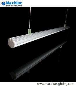 De Lineaire Light/LED Opgeschorte Licht/Lamp van de moderne LEIDENE het Hangen Tegenhanger voor Huis/Bureau