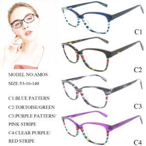 분류한 새 모델 광학 디자이너 Eyewear 프레임은 광학 프레임을 착색한다