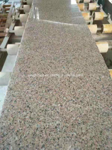 China Rosa de granito rosado/baldosas para pisos de losa/allanando azulejos mosaico/pared/Encimera
