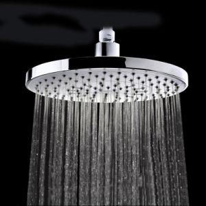 Massage de tête de douche de pluie de frais généraux de 8 pouce de la salle de bains avec douche