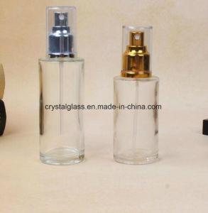 kosmetisches Serum 100ml, das kundenspezifische fantastische Lotion-Glasflasche mit Pumpe verpackt