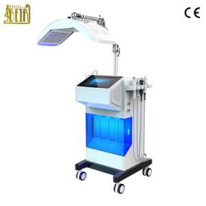 Nieuwste 8 in 1 Apparatuur van de Multifunctionele Gezichts LEIDENE Hydra Schoonheid van de Therapie