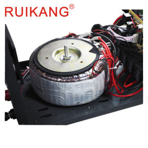 Visor digital de 500VA Tipo Relé do estabilizador automático de tensão