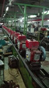 Gekoelde Dieselmotor van de Cilinder van India de Hete 3kw Enige Lucht (Z175F)