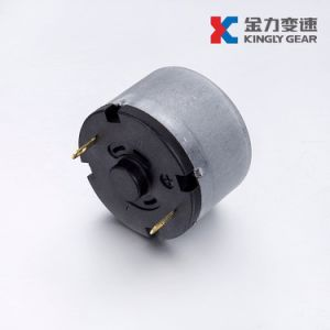 33mm de diámetro tarjeta automática máquina motor DC de escobillas de carbón