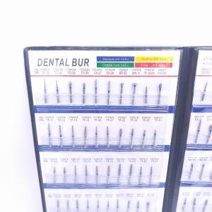 Fg Dental de alta velocidad fresa de diamante Libro