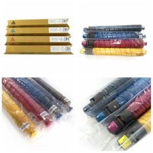 Cartouche de toner couleur pour Ricoh Aficio MP C3002 C3502 (841650 841735 841647 ~ ~ 841738)