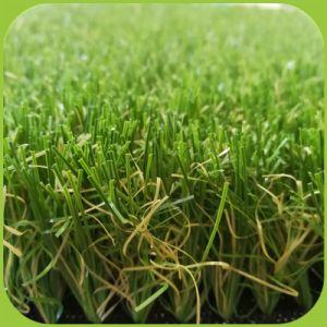 Vollkommener landschaftlich verschönernder künstlicher Rasen für Garten