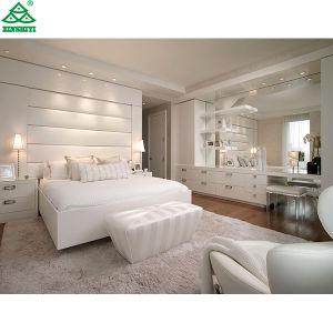 Elegant Chambre Moderne De Contreplaqué De Dessins Et Modèles De Lit Blanc Hôtel Chambres  Chambre à Coucher Mobilier De Set
