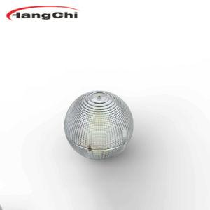 Светодиодный индикатор питания солнечного датчика движения включен настенный светильник для установки вне помещений
