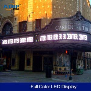 Mur extérieur de la vidéo HD plein écran du module à LED de couleur