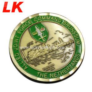 製造業者のための安いカスタムロゴのMademetalのエナメルの挑戦硬貨
