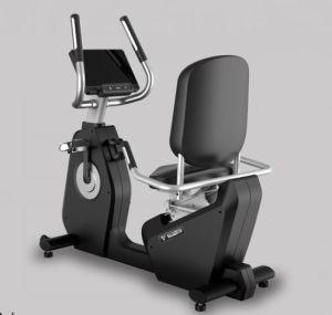 Cardio riciclaggio Recumbent commerciale di forma fisica della bici/corpo della strumentazione Tz-E2020A di ginnastica