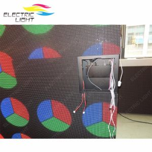 P10 Affichage LED d'accès avant de plein air