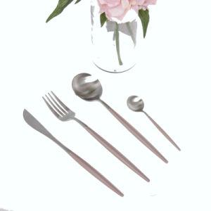 Jantar de aço inoxidável mesa de jantar de Ajuste da Faca de bolso