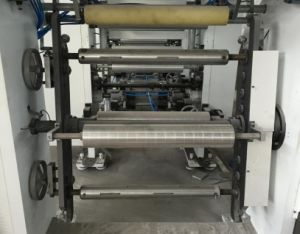 Stampatrice utilizzata di incisione del documento di rullo del rifornimento della fabbrica terrena