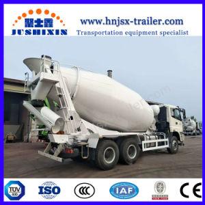 使用された重コンクリートの義務のトラック8-10cbmのMitsubishi/HOWOによって使用されるミキサーのトラック