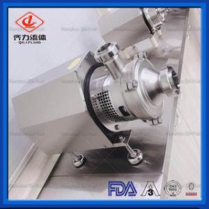 、化学薬品食糧で使用される、薬剤の衛生液体リングポンプ