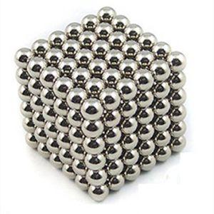 4mm, 5mm Venta caliente bolas magnéticas 216PC con tin box