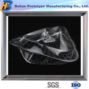 Ricambi auto ABS trasparente, servizio lavorante di CNC della muffa di plastica
