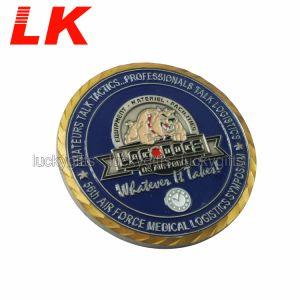 中国の工場安い習慣によって刻まれる記念品の骨董品の金貨