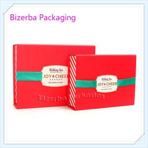 ワインの包装のための習慣によって印刷されるボール紙のペーパー折りたたみかFoldableギフトの荷箱(BP-BC0002)
