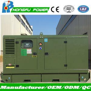 Lovolのディーゼル機関を搭載する主な力75kVAのディーゼル発電機セット