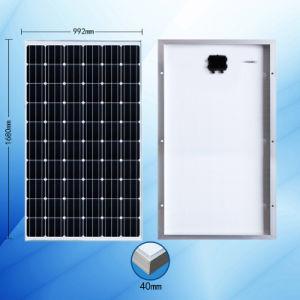 2W-380W Professional fabricant des panneaux solaires