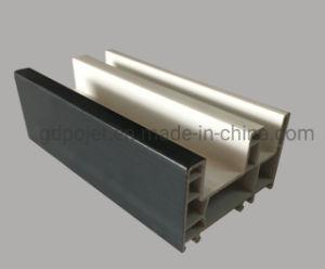 Deslizamiento de la ventana de la serie de 80mm de perfil de material plástico