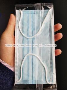 Alimentation directe en usine de trois couches jetables Ply Protecteur Visage Masques anti-poussière de la FDA fondre ce soufflé de tissus non tissés des masques faciaux Factory