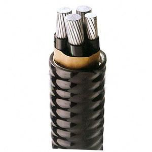Cavo elettrico della lega di alluminio Acwu90: