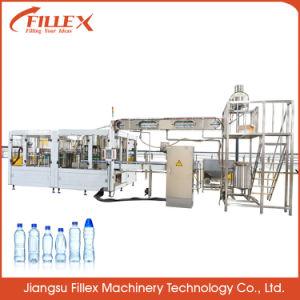 5000bph-24000bph полная линейка пластмассовых ПЭТ бутылки воды заполнение упаковочные машины