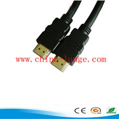 HDMI 케이블 - 24k 금에 의하여 도금되는 HDMI 케이블 1.3V