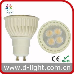 Niedrige Price Aluminum Plastic 3.5W hohe Leistung LED Bulb GU10