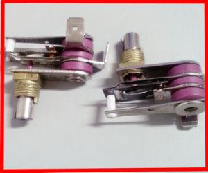 Termostato Ajustable Bimetálico Termostato para Calentador de Agua Fry Pot Sartén Freidora Freidora Pan Plancha Eléctrica