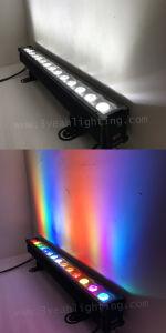 30W 14PCS RGBWA imprägniern Wand-Unterlegscheibe-Stadiums-Beleuchtung