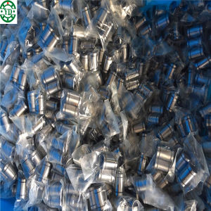 Los ejes con varilla de cojinetes de deslizamiento lineal LM10uu LM20uu rodamiento lineal LM8uu LM16uu