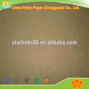 Brown, el embalaje de papel para hacer la bolsa de papel