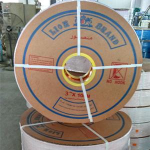 Slang 8 van de Pijp van de Tuin Layflat van het Water van pvc Industriële Irrigatie Gevlechte Staaf
